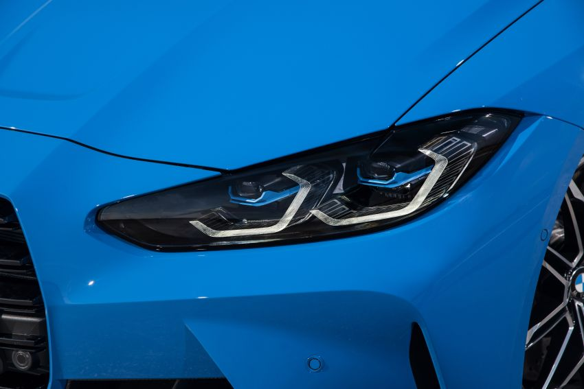 G80 BMW M3 and G82 M4 gain M xDrive AWD system – 510 PS and 650 Nm; 0-100 km/h in just 3.5 seconds Image #1283523