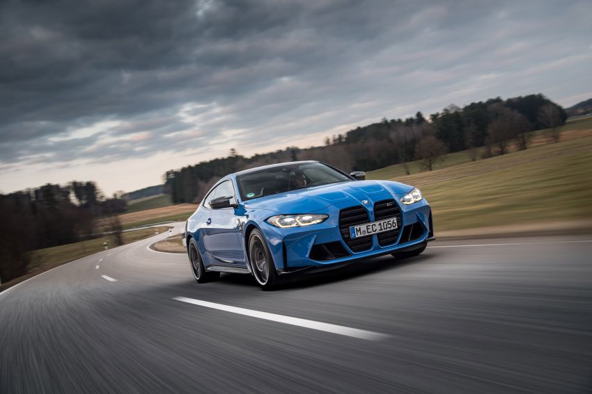 G80 BMW M3 and G82 M4 gain M xDrive AWD system – 510 PS and 650 Nm; 0-100 km/h in just 3.5 seconds Image #1283502