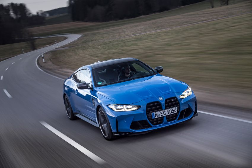 G80 BMW M3 and G82 M4 gain M xDrive AWD system – 510 PS and 650 Nm; 0-100 km/h in just 3.5 seconds Image #1283503