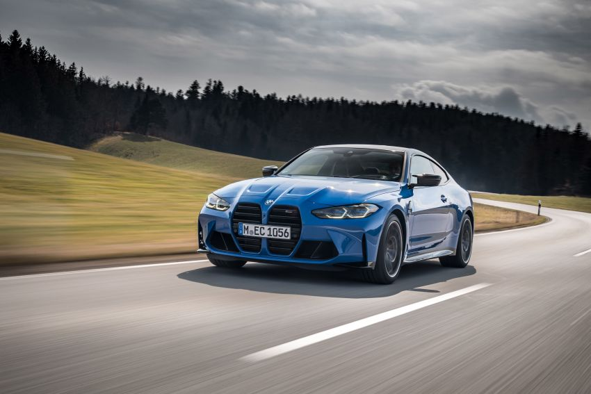 G80 BMW M3 and G82 M4 gain M xDrive AWD system – 510 PS and 650 Nm; 0-100 km/h in just 3.5 seconds Image #1283505
