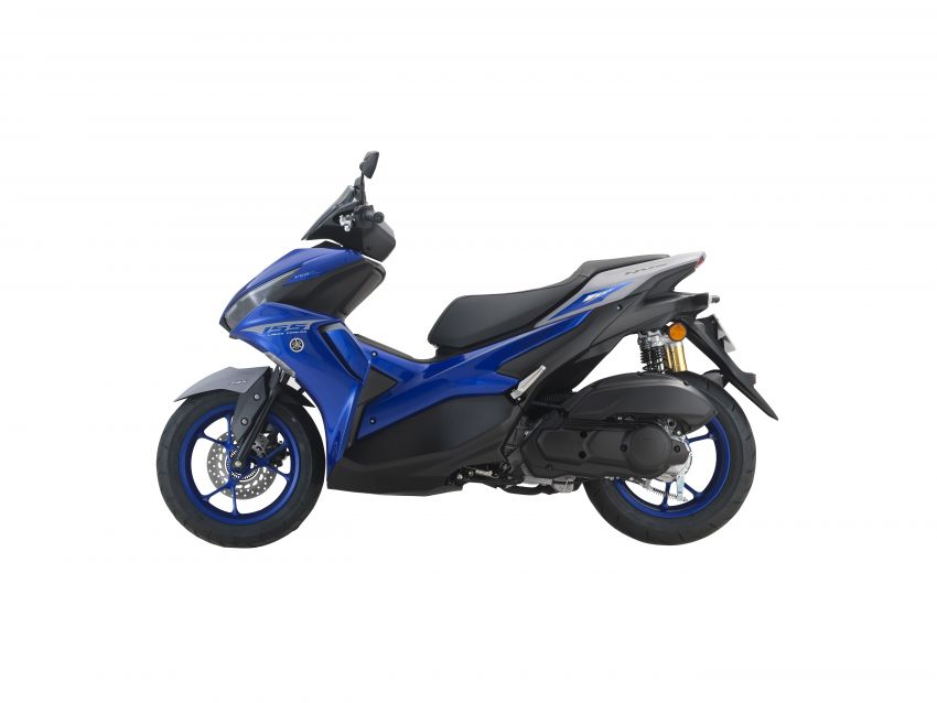 2021 Yamaha NVX now in Malaysia, from RM8,998 Image #1288638