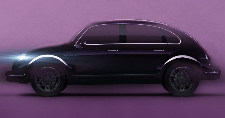 New GWM Ora EV teased ahead of Auto Shanghai debut this month – styling inspired by the VW Beetle Image #1279561