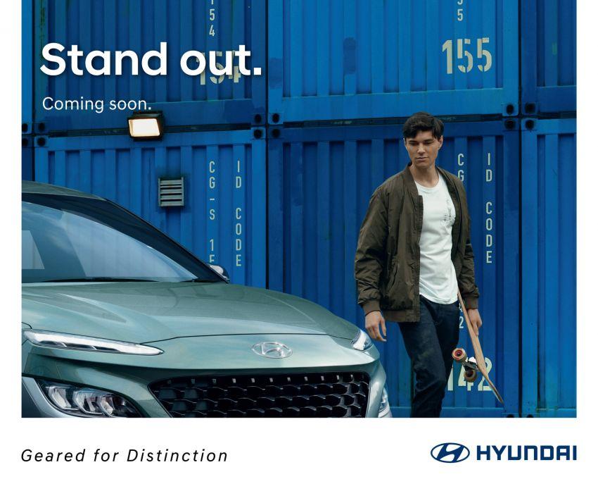 Hyundai Kona facelift bakal dilancarkan di Malaysia Image #1272413