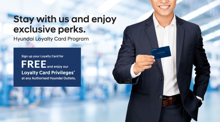 Hyundai-Sime Darby Motors introduces i-Care Plus service programme, loyalty card for monthly rewards Image #1276375