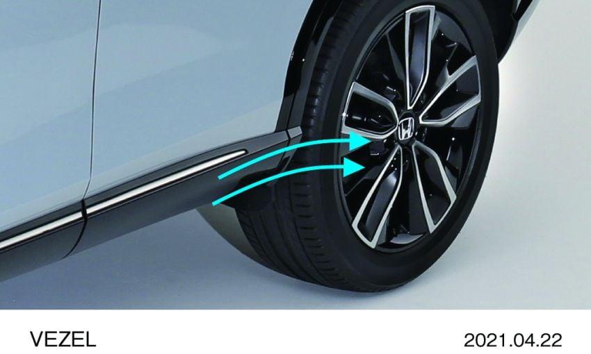 Honda HR-V 2022 rasmi dilancarkan di Jepun – bermula RM87k, pilihan enjin 1.5L NA dan hibrid e:HEV Image #1286293