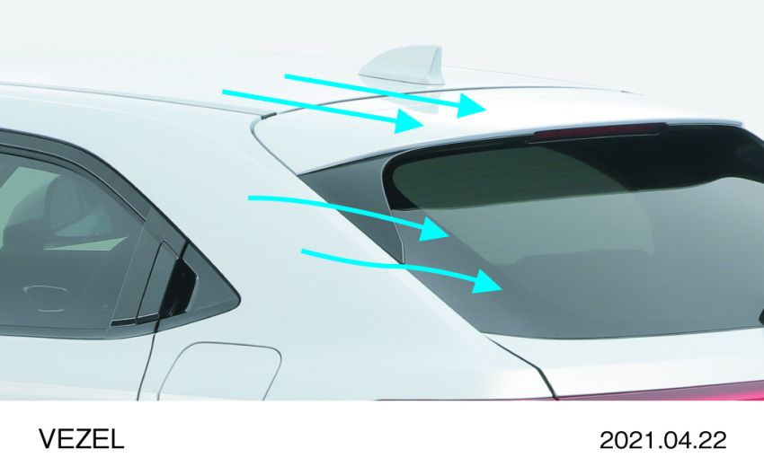 Honda HR-V 2022 rasmi dilancarkan di Jepun – bermula RM87k, pilihan enjin 1.5L NA dan hibrid e:HEV Image #1286294