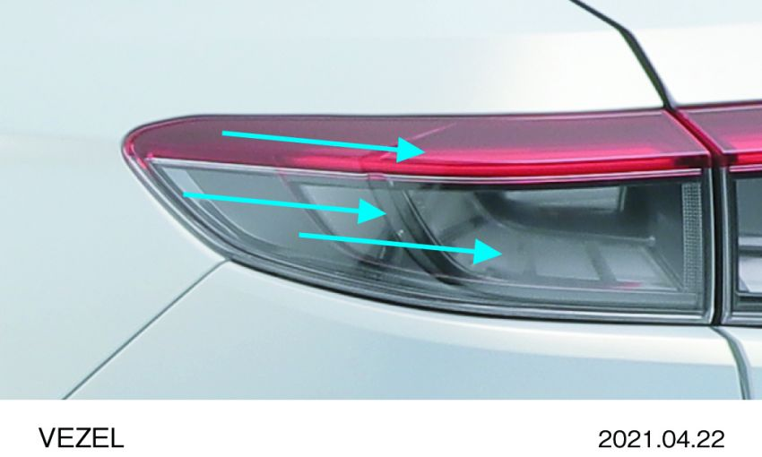 Honda HR-V 2022 rasmi dilancarkan di Jepun – bermula RM87k, pilihan enjin 1.5L NA dan hibrid e:HEV Image #1286295