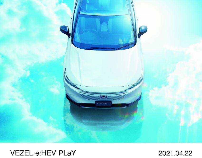 Honda HR-V 2022 rasmi dilancarkan di Jepun – bermula RM87k, pilihan enjin 1.5L NA dan hibrid e:HEV Image #1286212