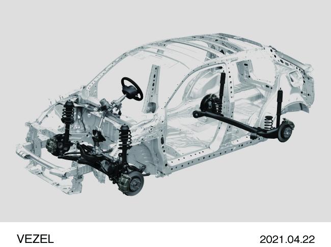 Honda HR-V 2022 rasmi dilancarkan di Jepun – bermula RM87k, pilihan enjin 1.5L NA dan hibrid e:HEV Image #1286234