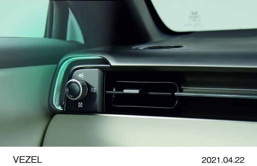 Honda HR-V 2022 rasmi dilancarkan di Jepun – bermula RM87k, pilihan enjin 1.5L NA dan hibrid e:HEV Image #1286236