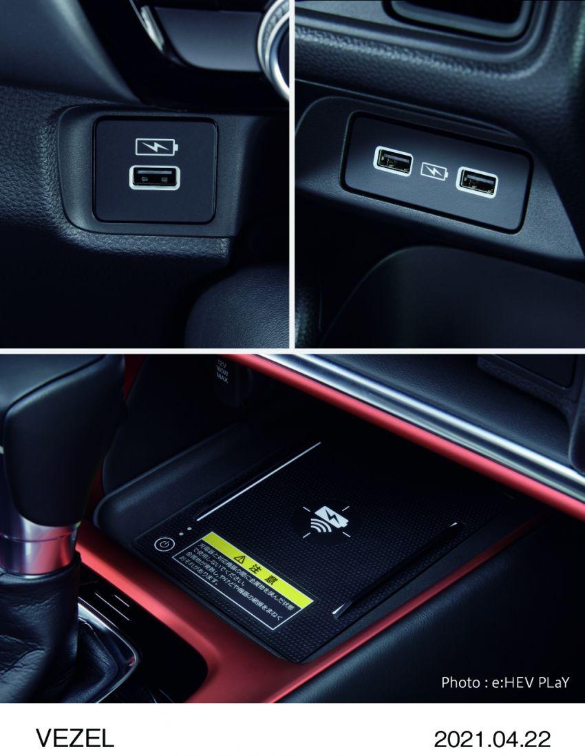 Honda HR-V 2022 rasmi dilancarkan di Jepun – bermula RM87k, pilihan enjin 1.5L NA dan hibrid e:HEV Image #1286238