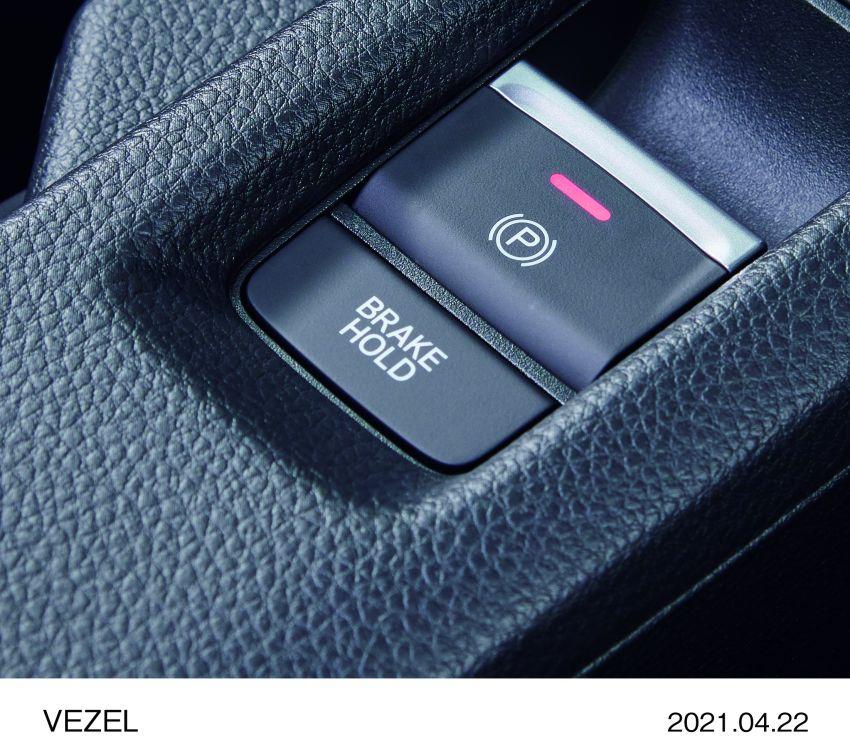 Honda HR-V 2022 rasmi dilancarkan di Jepun – bermula RM87k, pilihan enjin 1.5L NA dan hibrid e:HEV Image #1286250