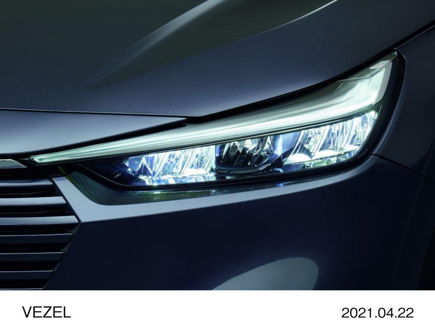 Honda HR-V 2022 rasmi dilancarkan di Jepun – bermula RM87k, pilihan enjin 1.5L NA dan hibrid e:HEV Image #1286253