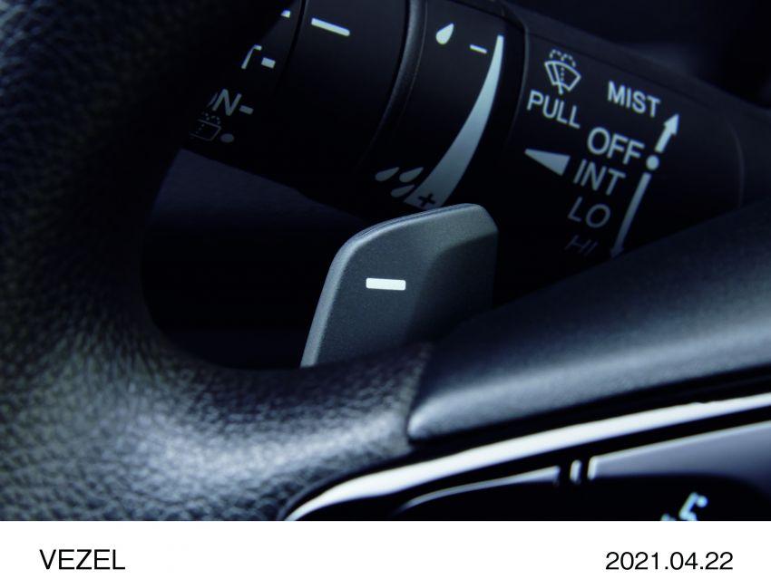 Honda HR-V 2022 rasmi dilancarkan di Jepun – bermula RM87k, pilihan enjin 1.5L NA dan hibrid e:HEV Image #1286255