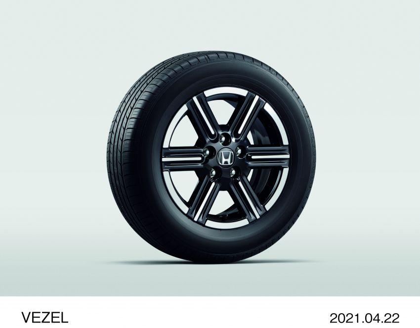 Honda HR-V 2022 rasmi dilancarkan di Jepun – bermula RM87k, pilihan enjin 1.5L NA dan hibrid e:HEV Image #1286256
