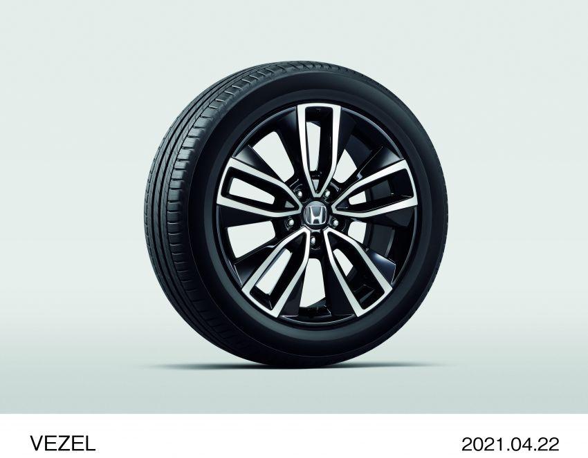Honda HR-V 2022 rasmi dilancarkan di Jepun – bermula RM87k, pilihan enjin 1.5L NA dan hibrid e:HEV Image #1286257