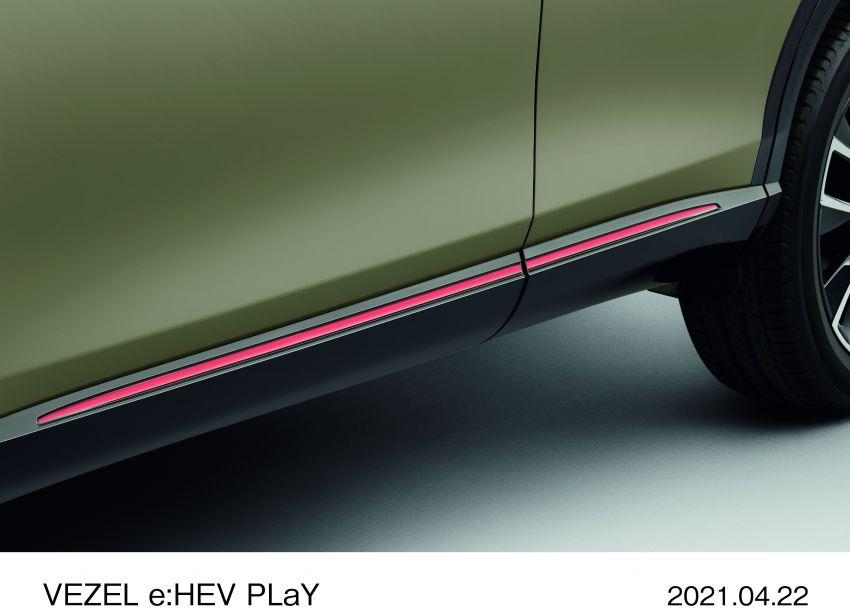 Honda HR-V 2022 rasmi dilancarkan di Jepun – bermula RM87k, pilihan enjin 1.5L NA dan hibrid e:HEV Image #1286260