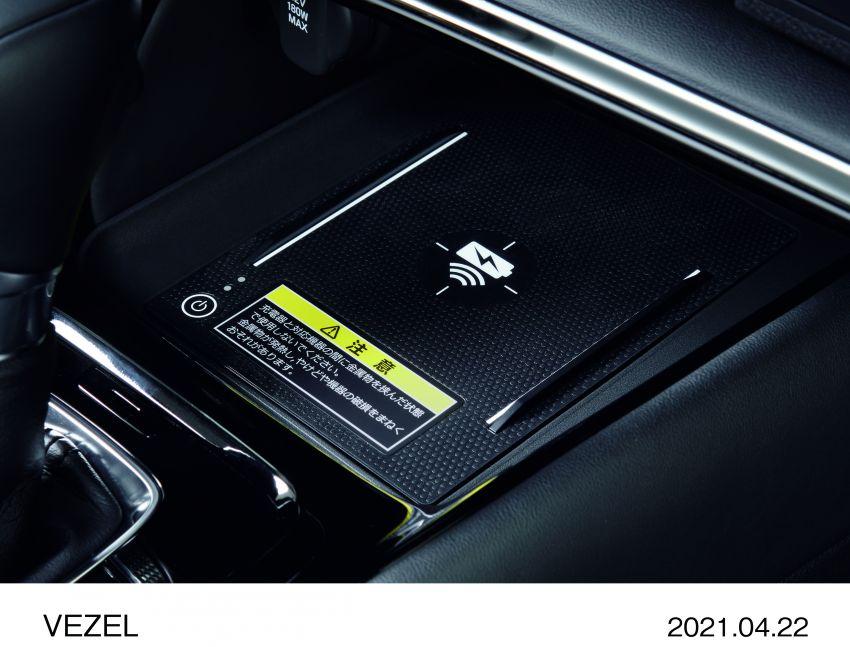 Honda HR-V 2022 rasmi dilancarkan di Jepun – bermula RM87k, pilihan enjin 1.5L NA dan hibrid e:HEV Image #1286261