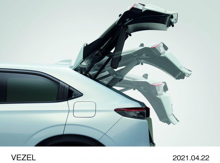 Honda HR-V 2022 rasmi dilancarkan di Jepun – bermula RM87k, pilihan enjin 1.5L NA dan hibrid e:HEV Image #1286268