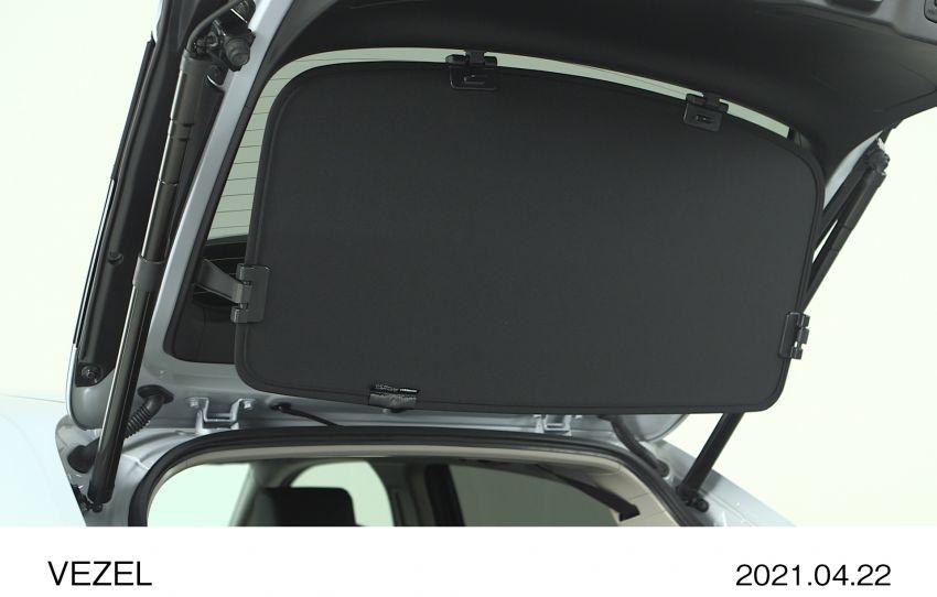 Honda HR-V 2022 rasmi dilancarkan di Jepun – bermula RM87k, pilihan enjin 1.5L NA dan hibrid e:HEV Image #1286269