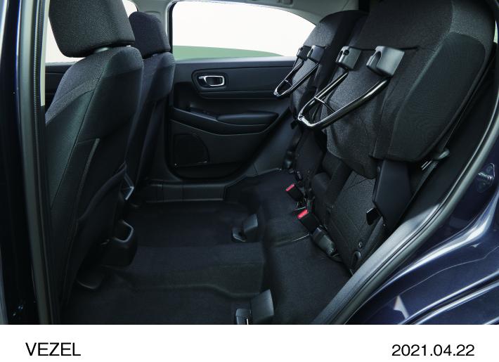 Honda HR-V 2022 rasmi dilancarkan di Jepun – bermula RM87k, pilihan enjin 1.5L NA dan hibrid e:HEV Image #1286271