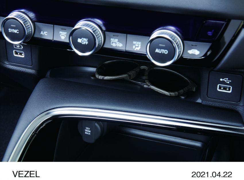 Honda HR-V 2022 rasmi dilancarkan di Jepun – bermula RM87k, pilihan enjin 1.5L NA dan hibrid e:HEV Image #1286275