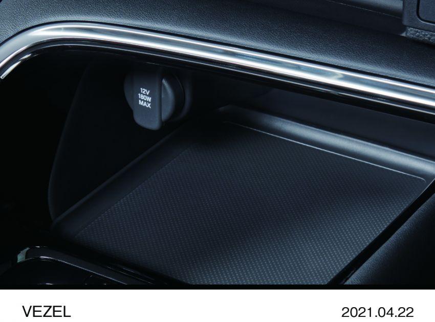 Honda HR-V 2022 rasmi dilancarkan di Jepun – bermula RM87k, pilihan enjin 1.5L NA dan hibrid e:HEV Image #1286276