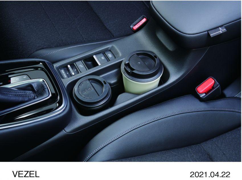 Honda HR-V 2022 rasmi dilancarkan di Jepun – bermula RM87k, pilihan enjin 1.5L NA dan hibrid e:HEV Image #1286277