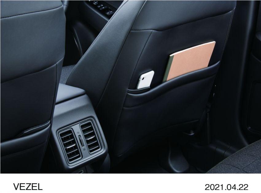 Honda HR-V 2022 rasmi dilancarkan di Jepun – bermula RM87k, pilihan enjin 1.5L NA dan hibrid e:HEV Image #1286279