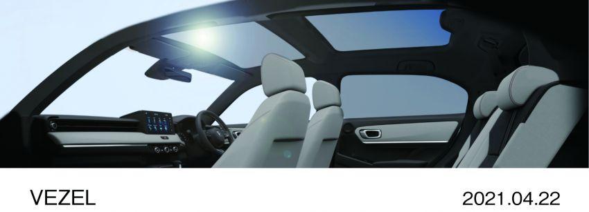 Honda HR-V 2022 rasmi dilancarkan di Jepun – bermula RM87k, pilihan enjin 1.5L NA dan hibrid e:HEV Image #1286282