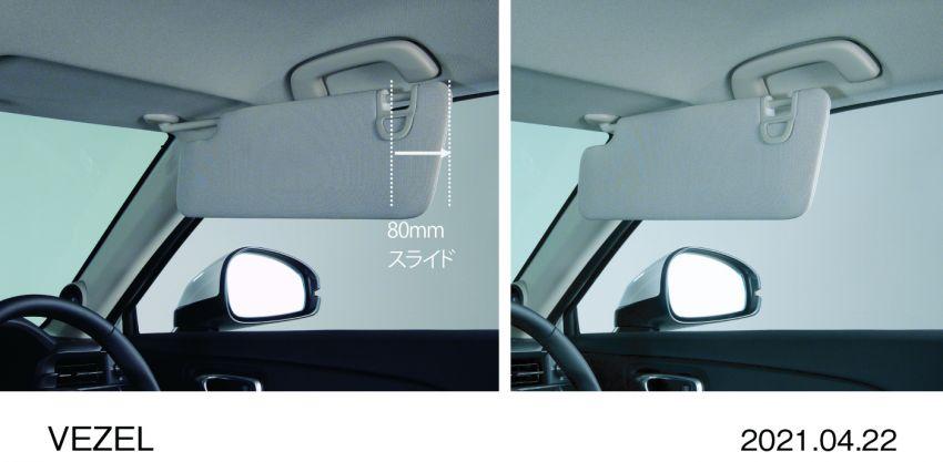 Honda HR-V 2022 rasmi dilancarkan di Jepun – bermula RM87k, pilihan enjin 1.5L NA dan hibrid e:HEV Image #1286285
