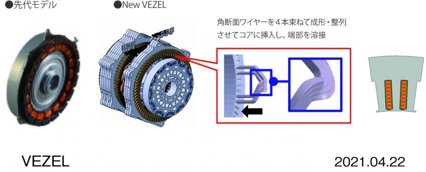 Honda HR-V 2022 rasmi dilancarkan di Jepun – bermula RM87k, pilihan enjin 1.5L NA dan hibrid e:HEV Image #1286290