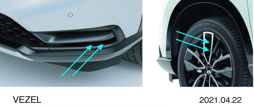Honda HR-V 2022 rasmi dilancarkan di Jepun – bermula RM87k, pilihan enjin 1.5L NA dan hibrid e:HEV Image #1286292