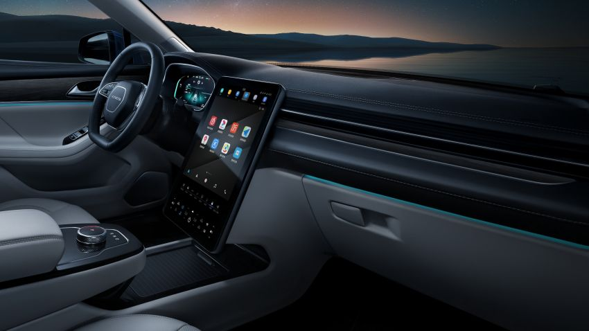 Huawei Seres SF5 debuts at Auto Shanghai – range-extended EV crossover with up to 1,000 km range Image #1284968