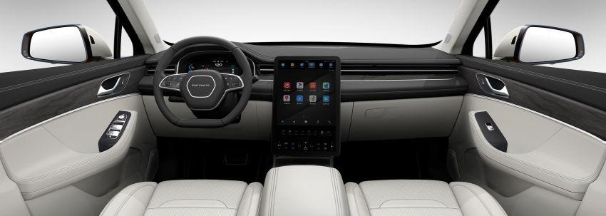 Huawei Seres SF5 diperkenalkan di Auto Shanghai — EV <em>range extender</em> dengan jarak hingga 1,000 km! Image #1285196