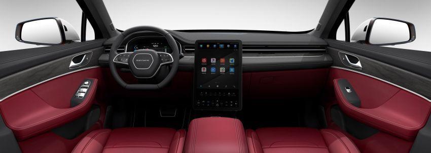 Huawei Seres SF5 diperkenalkan di Auto Shanghai — EV <em>range extender</em> dengan jarak hingga 1,000 km! Image #1285197