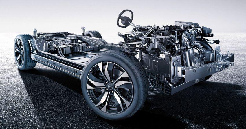Huawei Seres SF5 diperkenalkan di Auto Shanghai — EV <em>range extender</em> dengan jarak hingga 1,000 km! Image #1285203