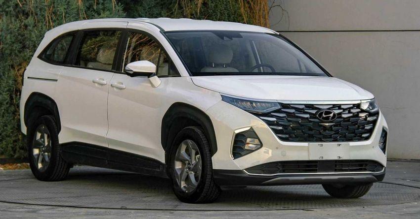 Hyundai Custo MPV leaked ahead of debut in China Image #1280257