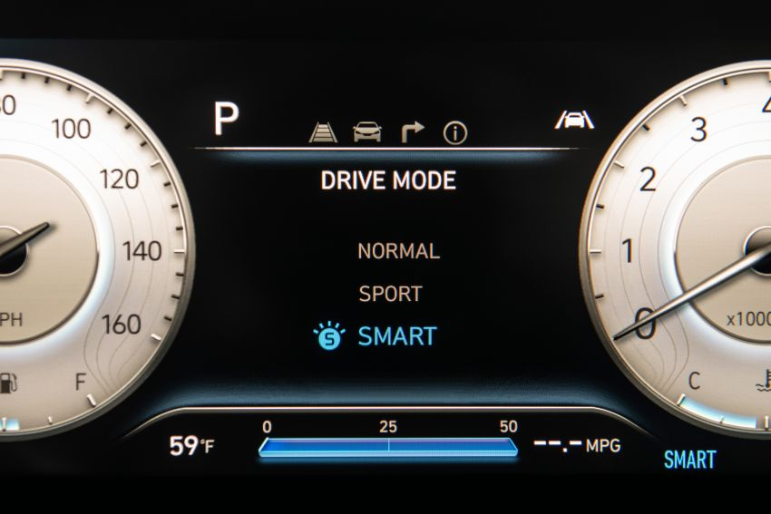 Hyundai Santa Cruz didedahkan – trak pikap dengan casis SUV, pilihan enjin petrol 2.5L NA dan Turbo Image #1280586