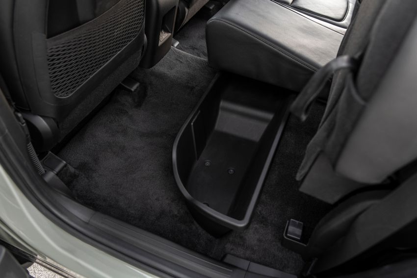Hyundai Santa Cruz didedahkan – trak pikap dengan casis SUV, pilihan enjin petrol 2.5L NA dan Turbo Image #1280589