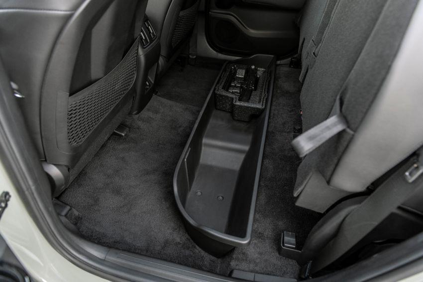 Hyundai Santa Cruz didedahkan – trak pikap dengan casis SUV, pilihan enjin petrol 2.5L NA dan Turbo Image #1280590