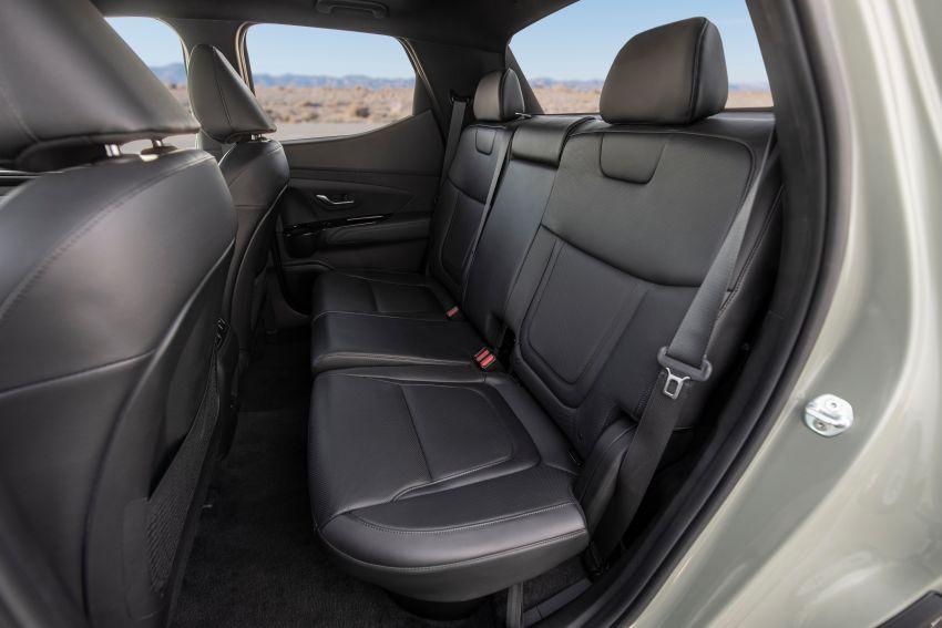 Hyundai Santa Cruz didedahkan – trak pikap dengan casis SUV, pilihan enjin petrol 2.5L NA dan Turbo Image #1280591
