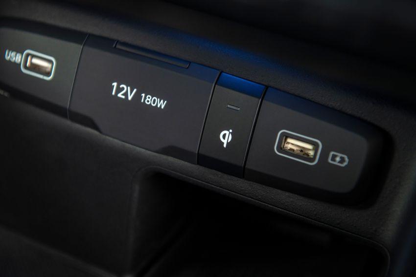 Hyundai Santa Cruz didedahkan – trak pikap dengan casis SUV, pilihan enjin petrol 2.5L NA dan Turbo Image #1280577