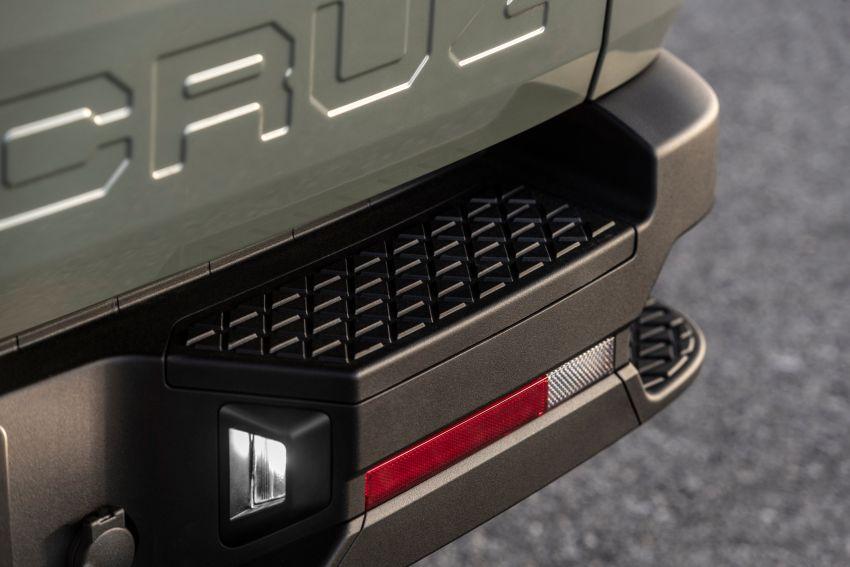 Hyundai Santa Cruz didedahkan – trak pikap dengan casis SUV, pilihan enjin petrol 2.5L NA dan Turbo Image #1280607