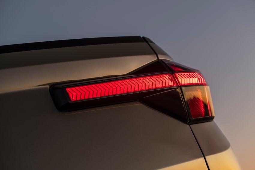 Hyundai Santa Cruz didedahkan – trak pikap dengan casis SUV, pilihan enjin petrol 2.5L NA dan Turbo Image #1280608