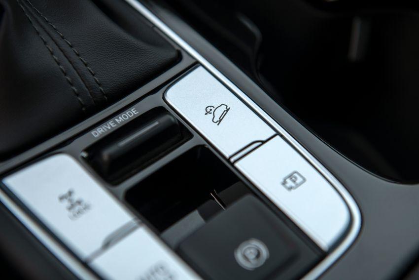Hyundai Santa Cruz didedahkan – trak pikap dengan casis SUV, pilihan enjin petrol 2.5L NA dan Turbo Image #1280581