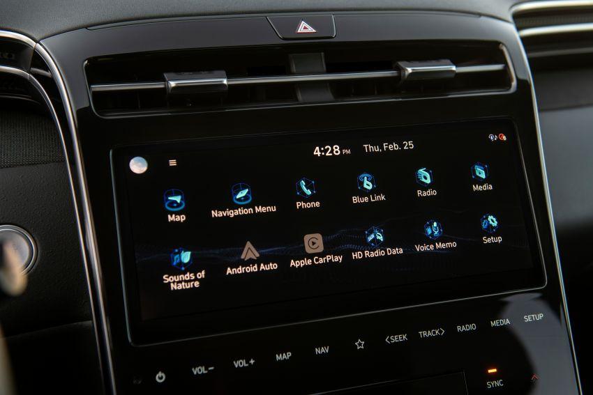 Hyundai Santa Cruz didedahkan – trak pikap dengan casis SUV, pilihan enjin petrol 2.5L NA dan Turbo Image #1280582