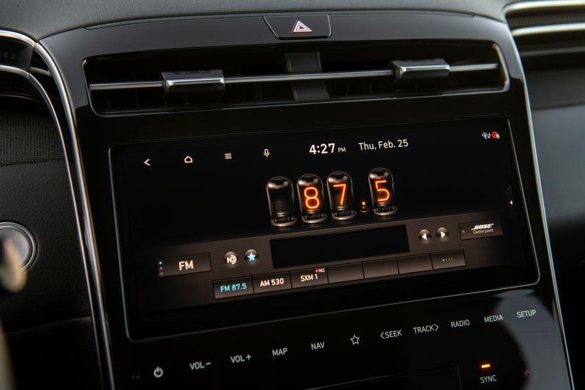 Hyundai Santa Cruz didedahkan – trak pikap dengan casis SUV, pilihan enjin petrol 2.5L NA dan Turbo Image #1280583