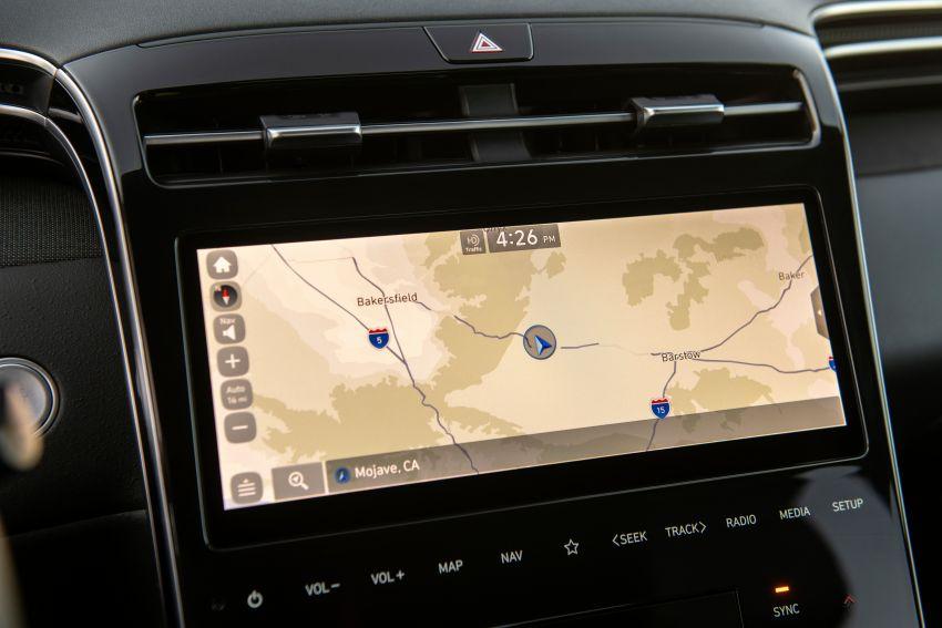 Hyundai Santa Cruz didedahkan – trak pikap dengan casis SUV, pilihan enjin petrol 2.5L NA dan Turbo Image #1280584