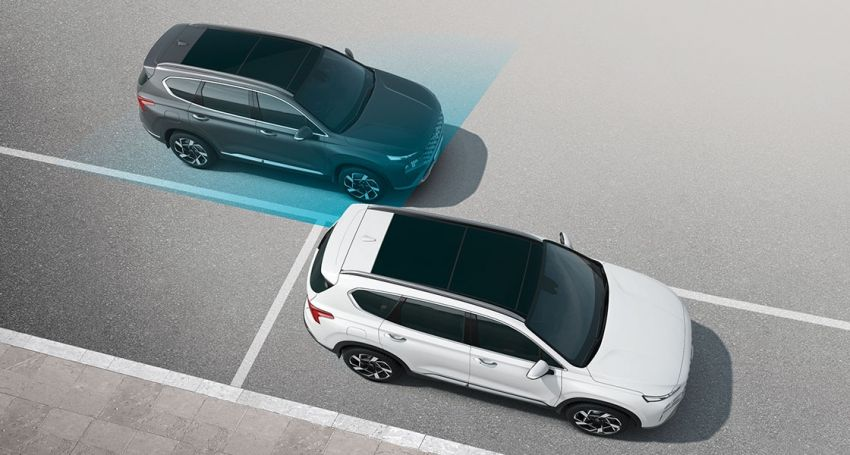 2021 Hyundai Santa Fe facelift launched in Indonesia – 2.5L NA petrol, 2.2L turbodiesel, FWD, from RM162k Image #1276130